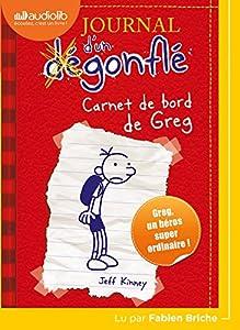 """Afficher """"Journal d'un dégonflé n° 01<br /> Carnet de bord de Greg"""""""