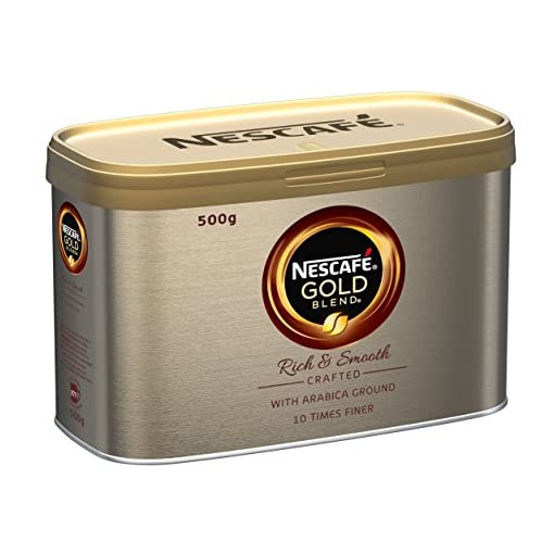 Nescafé Gold Blend Instant Coffee Tin, 500g