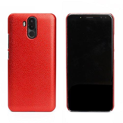 Venga amigos Hülle für Ulefone Power 3 Case Telefonkasten für Ulefone Power 3 Schutzhülle aus Hartplastik Durch
