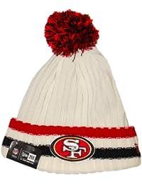 San Francisco 49ers New Era NFL Yester-Year Cuffed Knit Hat Chapeau