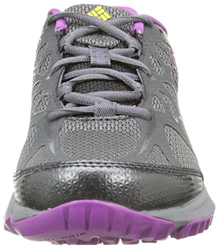 Columbia Conspiracy Titanium Outdry, Chaussures Multisport Outdoor femme Gris (052)