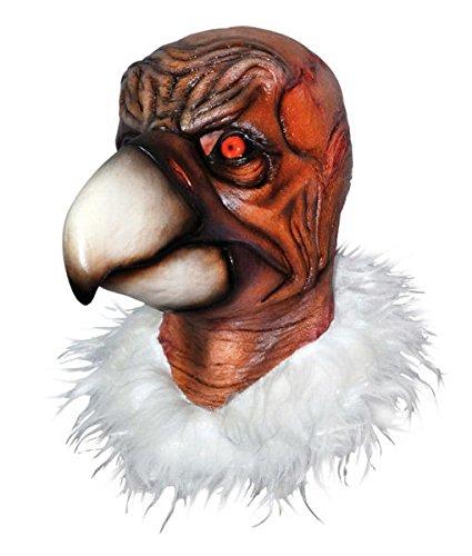 an (Geier Maske)