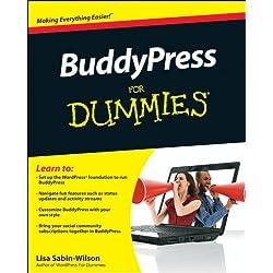 BuddyPress For Dummies (For Dummies Series)