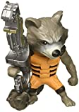 Jada Marvel Guardians of the Galaxy Rocket Racoon - Metalfigs 10cm Sammelfigur 97966 detailgetreue Gestaltung, aus hochwertigem Diecast-Metall, verpackt in edler Fensterbox