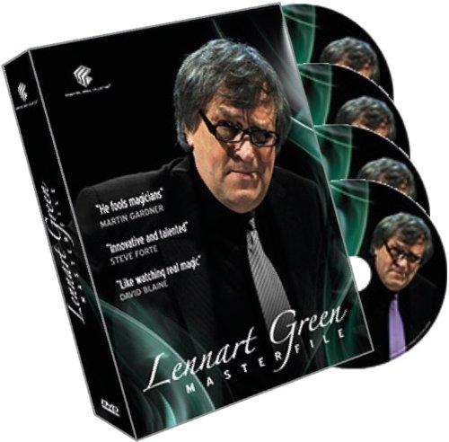 Lennart Green Masterfile (4er DVD-Set)