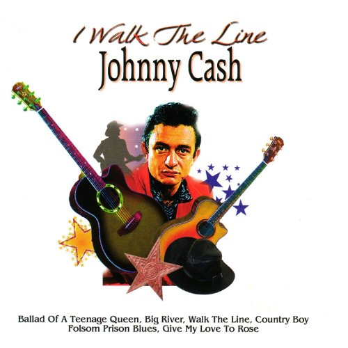 how to play i walk the line johnny cash