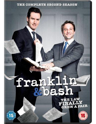 franklin-bash-season-2-dvd