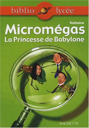 Micromégas : La Princesse de Babylone