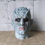 HS-ZM-06 Maschera di Halloween Cosplay Copricapo Casa Stregata Maschera Horror Puntelli di Film Parrucche in Lattice Bar Decorazione del Partito