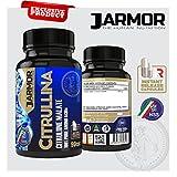 Integratore J.Armor Citrullina 90 cps da 1613 mg - Erezione Disfunzione Erettile Ossido nitrico Prodotto con sigillo olografico numerato