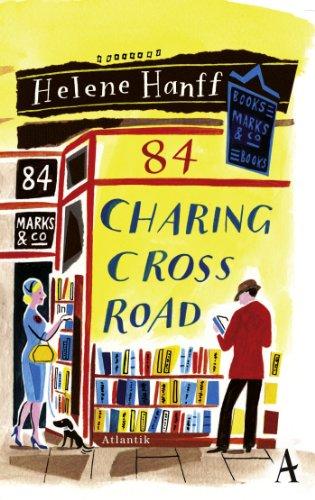 Buchseite und Rezensionen zu '84, Charing Cross Road' von Helene Hanff