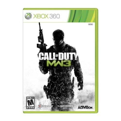 Call of Duty: Modern Warfare 3 - Xbox 360 (Mw3 360 Call Of Duty)