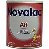 Novalac AR nahr. B. Stärk.spucken Aufst.0-12m. 800G polvere