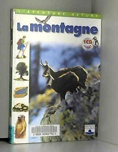 La Montagne (1 livre + 1 CD audio)