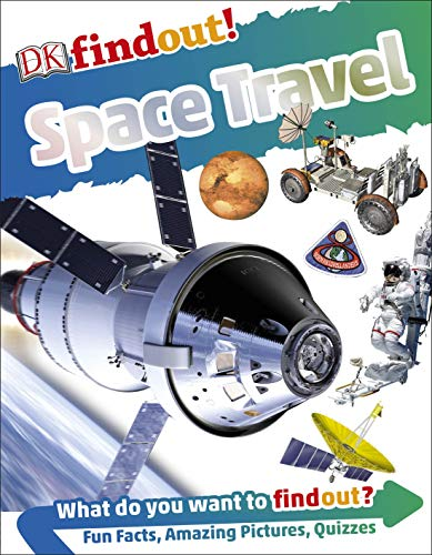 Space Travel (DKfindout!) (English Edition)