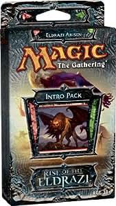Magic the Gathering - MTG: Rise of the Eldrazi Intro Pack / Theme Deck - Eldrazi Arisen (Red/Green)