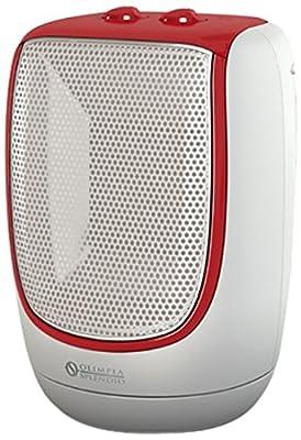 OLIMPIA SPLENDID 99544Radical Smart Heizkörper Keramik 500/1000/1800W Weiß/Rot von Olimpia Splendid - Heizstrahler Onlineshop