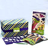 #2: Starter's Quilling Kit- A creative Rakshabandhan Gift for Sisters – Contains Automated Quilling Tool , 2 other quilling tools and 800 Quilling Strips