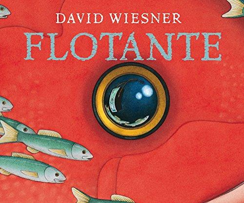 Flotante: Una obra sin palabras que dará mucho que hablar (Los álbumes) por David Wiesner