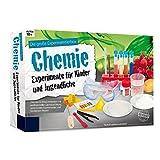 Monsterzeug Chemiebaukasten für Kinder, Chemische Versuche, Experimentiermöglichkeit für Jugendliche, Lernpaket
