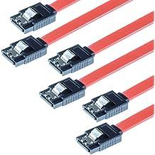Poppstar 3x cavi dati di 0.5m flessibile S-ATA 3 HDD