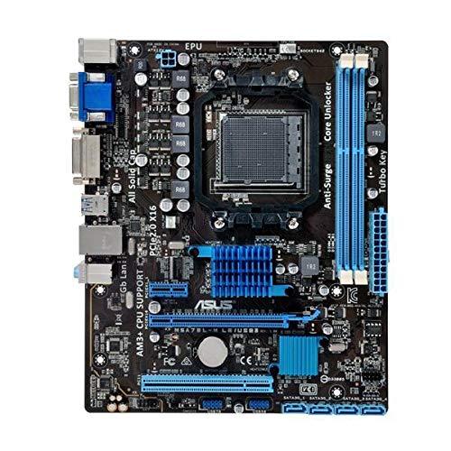 ASUS M5A78L-M LE/USB3 AMD 760G Mainboard Micro ATX Sockel AM3+ #83689