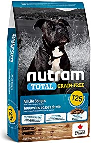 Nutram T25 Total Grain-Free Trout & Salmon Meal Dog Food, 11