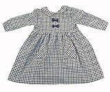 Produkt-Bild: Tavo 4447997457 - Kleidchen mit langem Ärmeln, Größe 74, blau