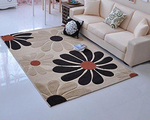 DK-CJBYC &Dekorativer Teppich Rechteckiger Bereich Teppich Teppich der Tür Eingang Teppich Türmatten Wohnzimmer Teppich Couchtisch Matten Geometrischer Teppich (Farbe : C, größe : 160 * 230cm) -