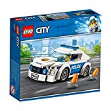 LEGO 60239 City Police Patrol Toy Car, Cop Minifigure and Accessories, Police Toys for Kids