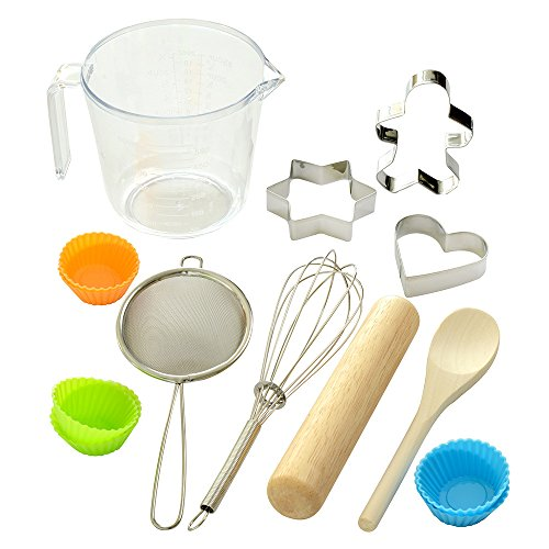 ProCook Childrens Baking Set 14 Piece