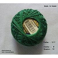 Fabrikat: Anchor 10 gr Hardanger St/ärke 8 Farbe: 214 Perlgarn