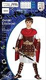 Kids Boys Roman Centurion Large (8-10 years) Gladiator Sparticus Fancy Dress Costume