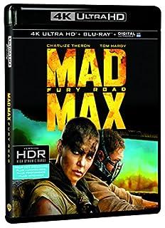 Mad Max : Fury Road [4K Ultra HD + Blu-ray + Digital UltraViolet] (B01CRAIUVG) | Amazon Products