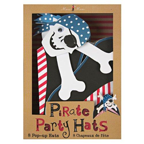 Preisvergleich Produktbild Ahoy There Pirate Party Hüte