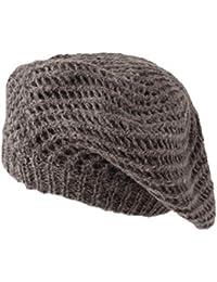 Amazon.it  Cappello misto lana - Donna  Abbigliamento 8bb490d1a37b