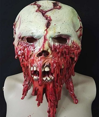Vogel Kostüm Streich - WSJDJ Halloween Maske Horror Scarry Latex