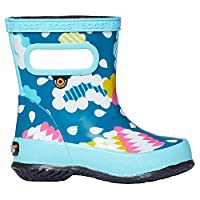 BOGS Skipper Clouds Baby Wellington Boots