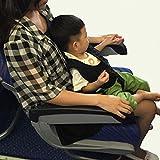 Highdas Flugzeug Zug Stuhl Sicherheitsgurt Vest Dual-Use für Baby-0,5-2 Jahre