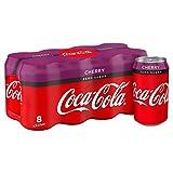 Coke Zero Kirsche 8 x 330ml