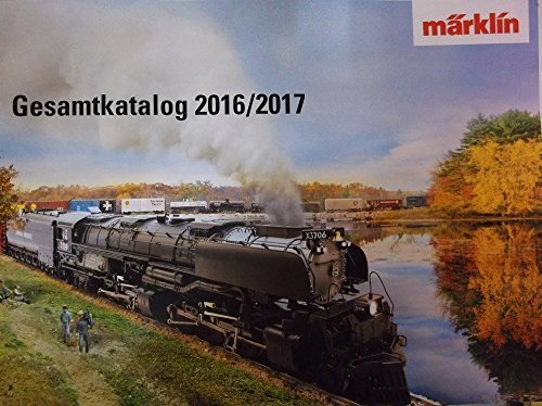 Märklin 15740 Gesamtkatalog 2016/2017 D