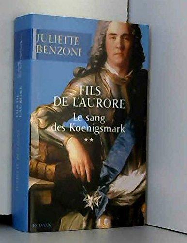 Le Sang Des Koenigsmark [Pdf/ePub] eBook