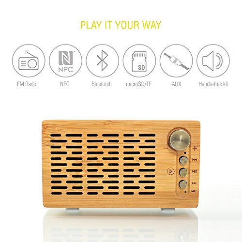 "Image of Smart Bluetooth Lautsprecher ""DJ Roxxx Big Woody"" 