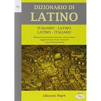 Il Mio Dizionario Di Latino