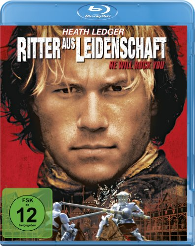 Ritter aus Leidenschaft [Blu-ray]