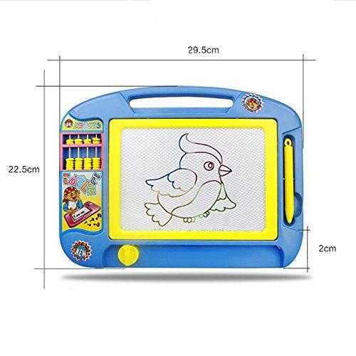 Eleganantstunning Magnetisches Zeichenbrett für Kinder, radierbar, Skizzenblock, Schreibkunst