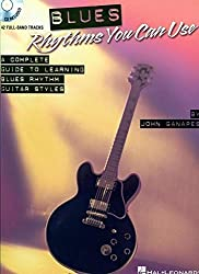 Blues Rhythms You Can Use: A Complete Guide to Learning Blues Rhythm Guitar Styles by John Ganapes (2009-06-19)