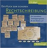 CD-Jägel. Der Klick zur sicheren Rechtschreibung. CD-ROM ab Windows 98. Ein interaktives Trainingsprogramm für Klasse 5-