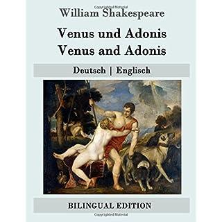 Venus und Adonis / Venus and Adonis: Deutsch | Englisch (Bilingual Edition)