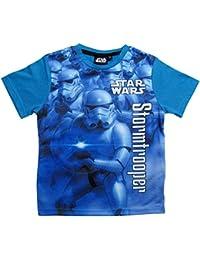 Star Wars T-Shirt Kollektion 2016 Shirt 104 110 116 122 128 134 140 146 Kurz Yoda Darth Vader Stormtrooper
